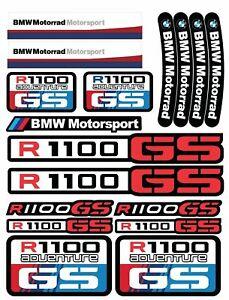 Moto-BMWR-1100-GS-amp-r1100gs-Decalque-Sticker-Set-37-Autocollant-173