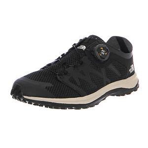 5b54fc86835 The North Face Sneakers M Litewave Flow Boa Tnfblk/Vntagwht Black   eBay