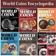 Encyclopedia 2013 Updated Krause Standard Catalog of World Coins-5 Volumes PDF--