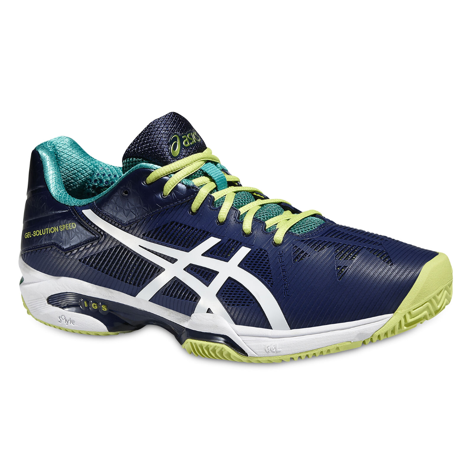 Asics Gel-solution Speed 3 Clay-Tennis Hommes Chaussures-e601n-5001 Chaussures-e601n-5001 Chaussures-e601n-5001 fecbe6