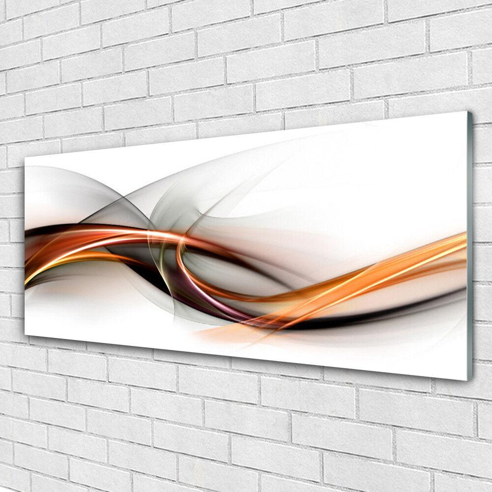Immagini muro immagini in Vetro Stampa su su su vetro 125x50 ASTRATTO ARTE d81e63