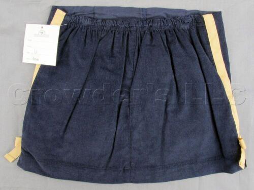 Cricket Kids Collection Size 3T Toddler/'s Dark Blue Skort Skirt with Dogs