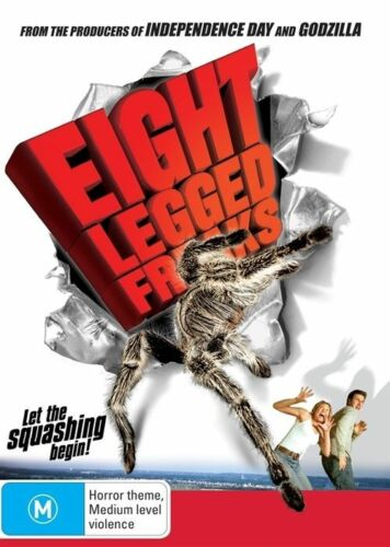 1 of 1 - Eight Legged Freaks (DVD, 2009)