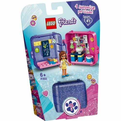 LEGO® Friends ™ 41402 Olivias magischer Würfel Forscherin NEU /& OVP