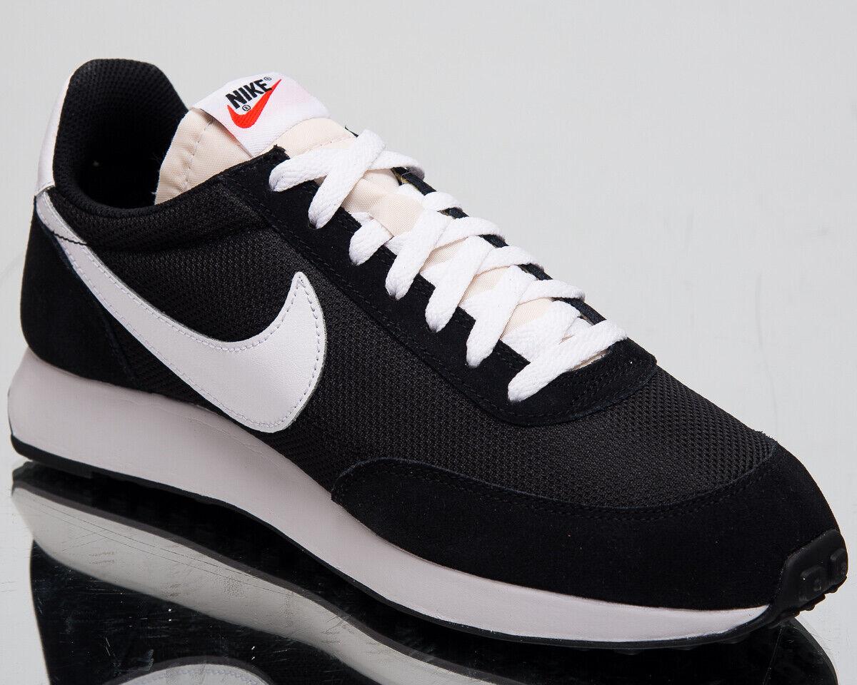 Nike Nike Nike Air Vento in coda 79 uomo Nuovo Nero Bianco Arancione Stile Di Vita Scarpe da ginnastica 487754-009 5a9c6b