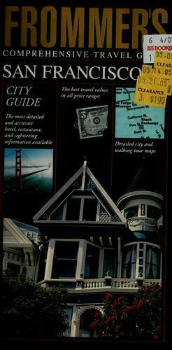 Frommer's San Francisco '94 by Frommer's Staff