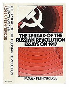 Russian revolution 1917 essay