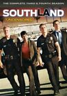 Southland Seasons 3 and 4 DVD Region 2