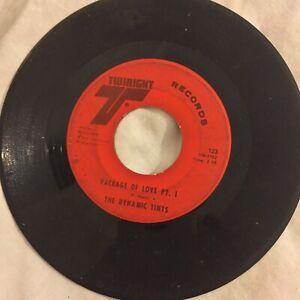 Dynamic-Tints-Package-Of-Love-Pt-I-amp-II-TWINIGHT-soul-funk-45
