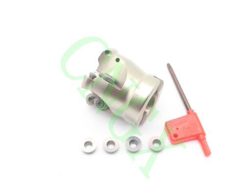4P RPMW1204MOE  PX2000 New 1P  EMRW6R50-22-4T 4Flute Milling Cutter