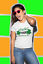 Shake-your-shamrocks-T-SHIRT-TOP-FEMME-SEINS-St-Patrick-ivre-rude-ep15 miniature 2