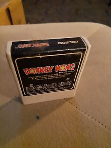 DONKEY KONG by COLECO  for ATARI 2600 ▪︎CARTRIDGE ONLY ▪︎FREE SHIPPING ▪︎