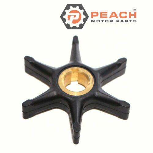Fits Johnson® Evinr Neoprene Water Pump Peach Motor Parts PM-0375638 Impeller