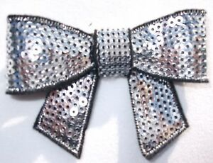 fabric-sequin-sil-B-BOW-iron-on-HOTFIX-transfer-patch-applique-embellishment