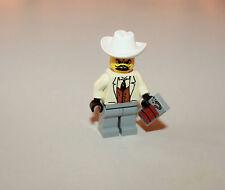 Rare Lego SENOR PALOMAR Minifig ADVENTURERS 5976 5986 Amazon Ancient Ruins River
