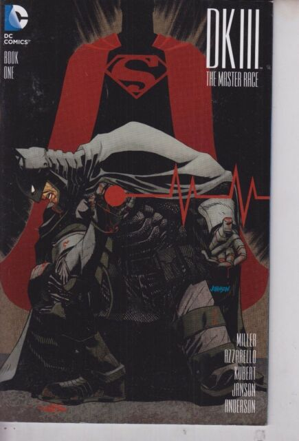 DC Comics Dark Knight III The Master Race Book One (EY-51)