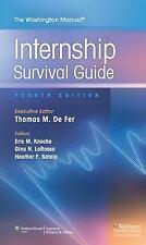 FAST SHIP - DE FER SATEIA 4e The Washington Manual Internship Survival Guide O18