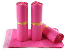 50100x Pink Mailers Shipping Envelopes Self Sealing Plastic Mailing Bags