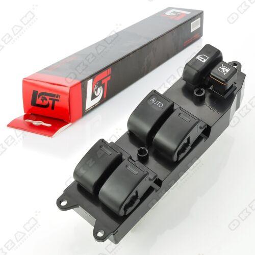 Elektrischer Fensterheber Schalter vorne links für TOYOTA YARIS SCP1 NLP1 NCP1