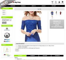 eBay HTML Auction Template Mobile Responsive - No Active Content Version HMR3G