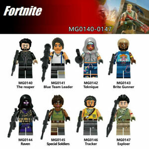 8-pcs-Fortnite-Games-Mini-Figures-Weapons-Blocks-Toys-party-bag-fillers