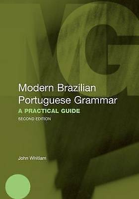 Modern Brazilian Portuguese Grammar (Modern Grammars), Whitlam, John, Very Good