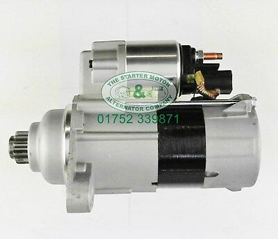 Starter Motor for SKODA ROOMSTER 1.9 TDI AXR BLS Diesel