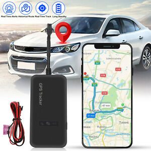 Real Time Car GPS Tracker GSM GPRS Tracking Locator Device for Motorcycle Bike