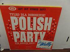 Polish Party Tylko Dla Doroslych Jay Jay 5077 33rpm 081616DBE