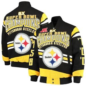 Image is loading Pittsburgh-Steelers-Gladiator-6-Time-Super-Bowl-Champions- c1da1f1c9