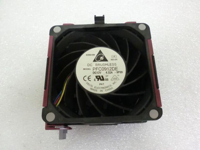HP 584562-001 ProLiant Server Fan Delta PFC0912DE Cooling Fan for DL980 G7 DL580