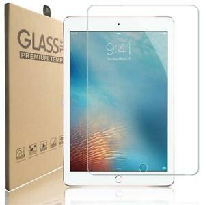 For Apple iPad Mini 3/4/5 Air 1/2 Pro HD Clear Tempered Glass Screen Protector