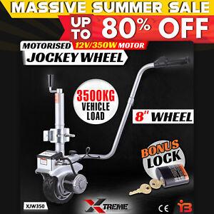 XTREME-Motorised-Jockey-Wheel-12V-350W-Electric-Power-Trailer-Mover-Caravan-Boat