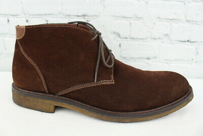 3447628a47c Johnston & Murphy Copeland Mens Brown Suede Chukka Boots Size 12 | eBay
