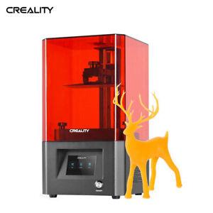 Creality LD-002H LCD 3D Drucker UV Harz Lichthärtung 130 * 82 * 160 mm New DE