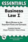 Business Law: v.1 by Keller (Paperback, 1991)