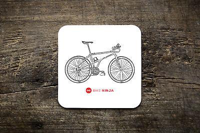 Capace Retro Classics 1992 Yeti Ultimate Campagnolo Coaster-bike Ninja Mtb- Vendite Economiche 50%