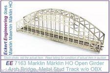 EE 7163 EXC Marklin HO Metal Bridge open girder Arch Excellent NBX without Box