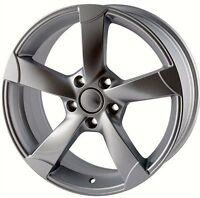 Kendte Find Audi i Fælge med dæk og tilbehør - Replica - Køb brugt på DBA ZG-51