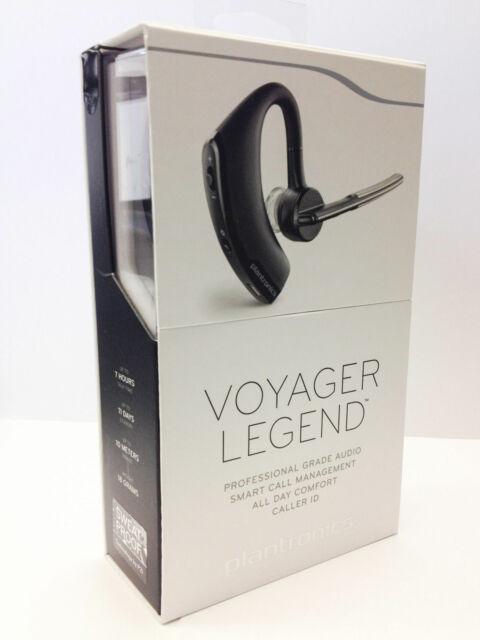 Plantronics 87300 41 Voyager Legend Wireless Bluetooth Headset For Sale Online Ebay