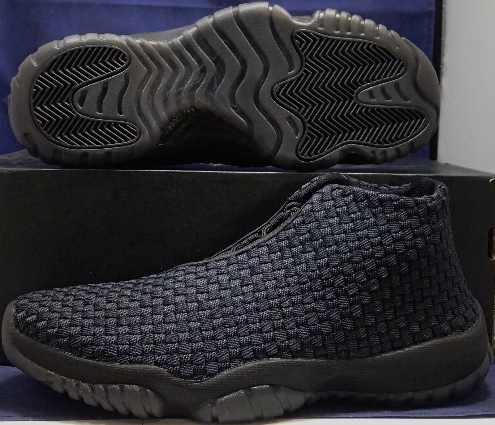 e11f49f6f6 Nike Air Jordan Future Black SZ 8 656503-001 ) Anthracite (  nztdeh336-Athletic Shoes