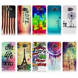 Samsung-Galaxy-A5-2016-Smartphone-Handy-Huelle-Bumper-Tasche-Schutz-Huelle-Case