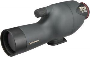 New nikon monocular telescope field scope charcoal gray fsed cg
