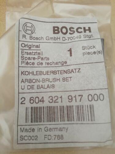 Remplace 2.604.321.917 /& 2.607.014.001 5x8x15mm Balais de Charbon pour Bosch