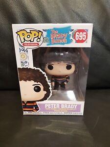 POP-PETER-BRADY-695-THE-BRADY-BUNCH-Vinyl-Action-Figure-New-listing-2
