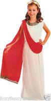 GIRLS GREEK GODDESS ROMAN TOGA FANCY DRESS EGYPTIAN COSTUME BOOK WEEK