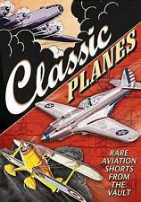 Aviation: Classic Planes: Rare Aviation Shorts from the Vault NEW DVD