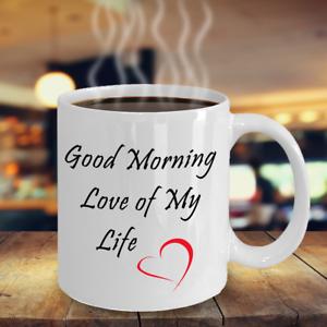 Meines lebens guten morgen liebe Guten Morgen