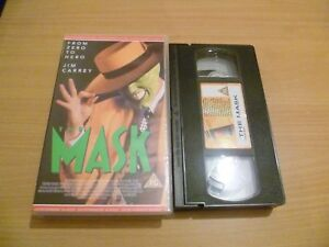 The-Mask-VHS-1995