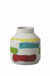 Vase-Portugiesische-Keramik-Handarbeit-Ethno-Pomax-Lagerraeumung-UVP-49-95